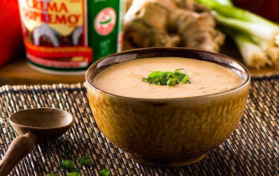 Asian Style Cream Sauce