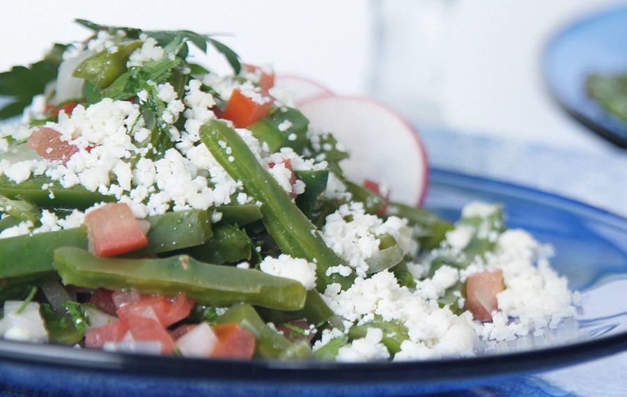 Cactus Paddle Salad