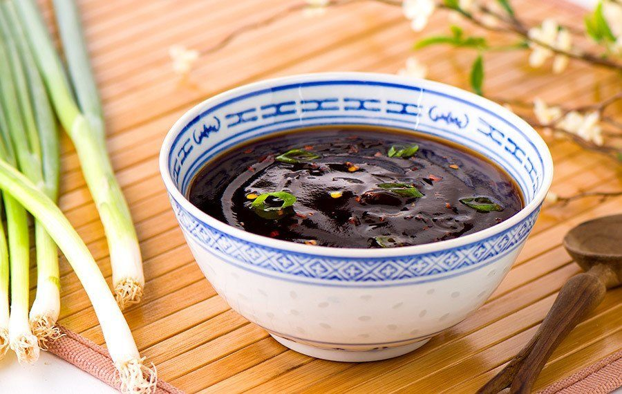 Asian-Style Dipping Sauce