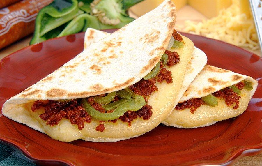 Quesadilla Mexicana