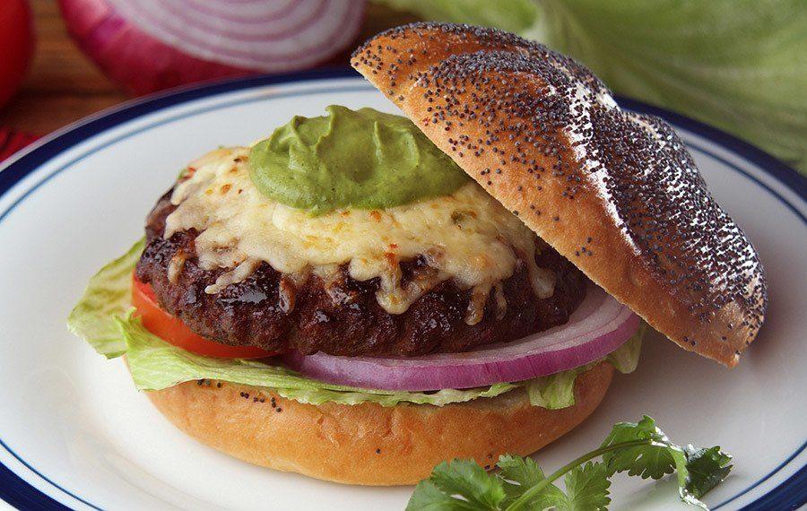 Supremo® Burger