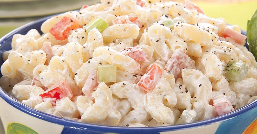 Maricela's Macaroni Salad