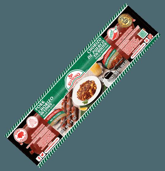 Pork Chorizo In Links 14 Oz From V Amp V Supremo 174 V Amp V