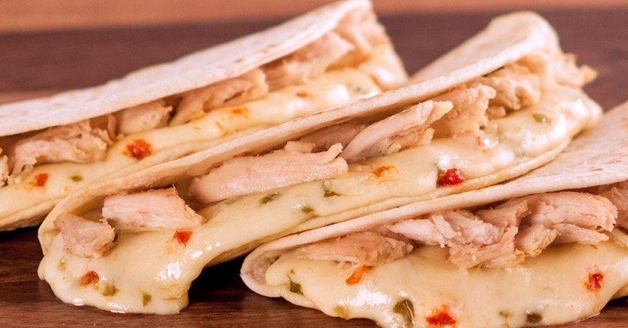 Chihuahua® Cheese Chicken Quesadillas