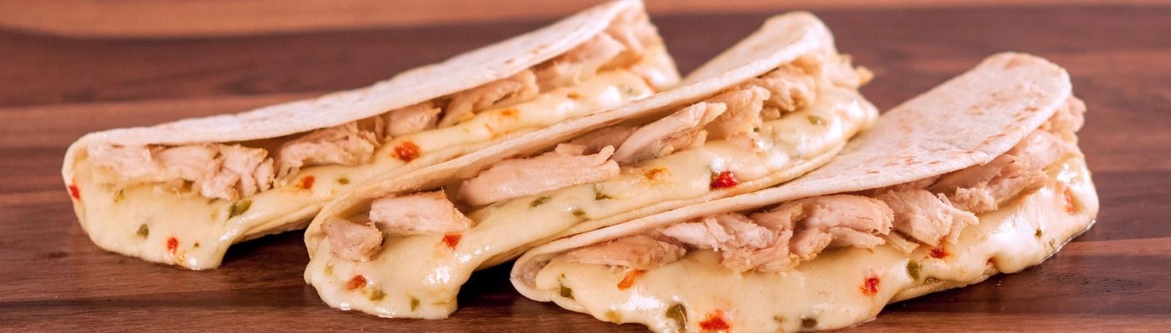 Chihuahua 174 Cheese Chicken Quesadillas V Amp V Supremo Foods Inc