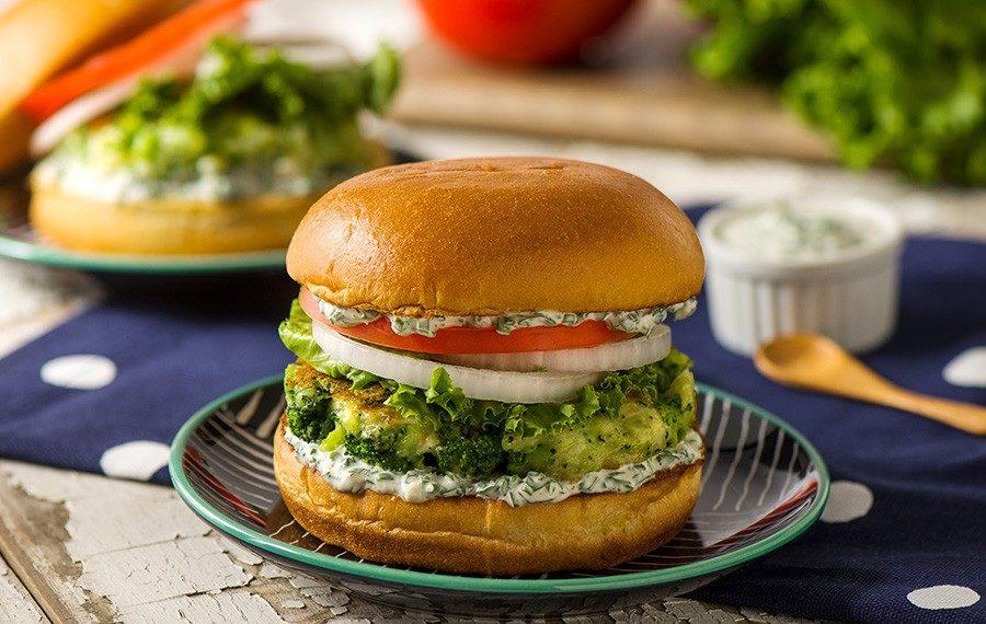 Broccoli Burger