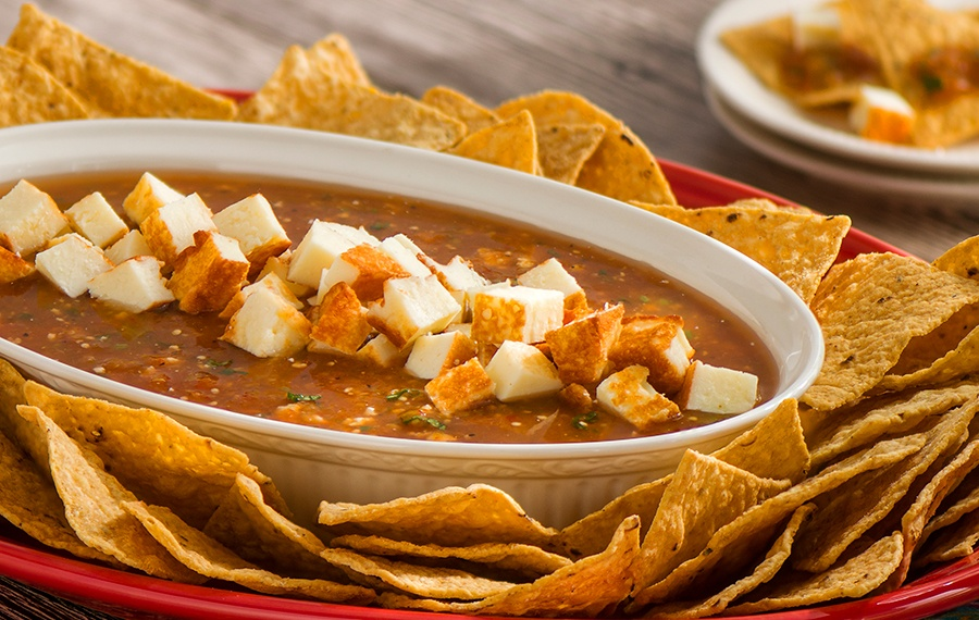 Salsa and Cheese Dip