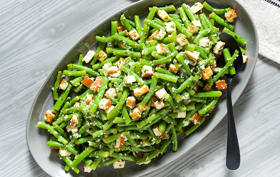 Green Bean Salad | Enjoy the best of what nature can offer ...