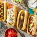 Cheeseburger Dogs