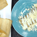 Tamales with Cheese & Jalapeño