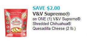 Shredded Chihuahua Cheese (2 lb)