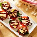 Valentines Caprese Salad