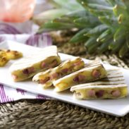 Get dinner on the table quick and easy. Take a look at these amazing Grilled Hawaiian Quesadillas (Sincronizadas) recipe because they won't last long!