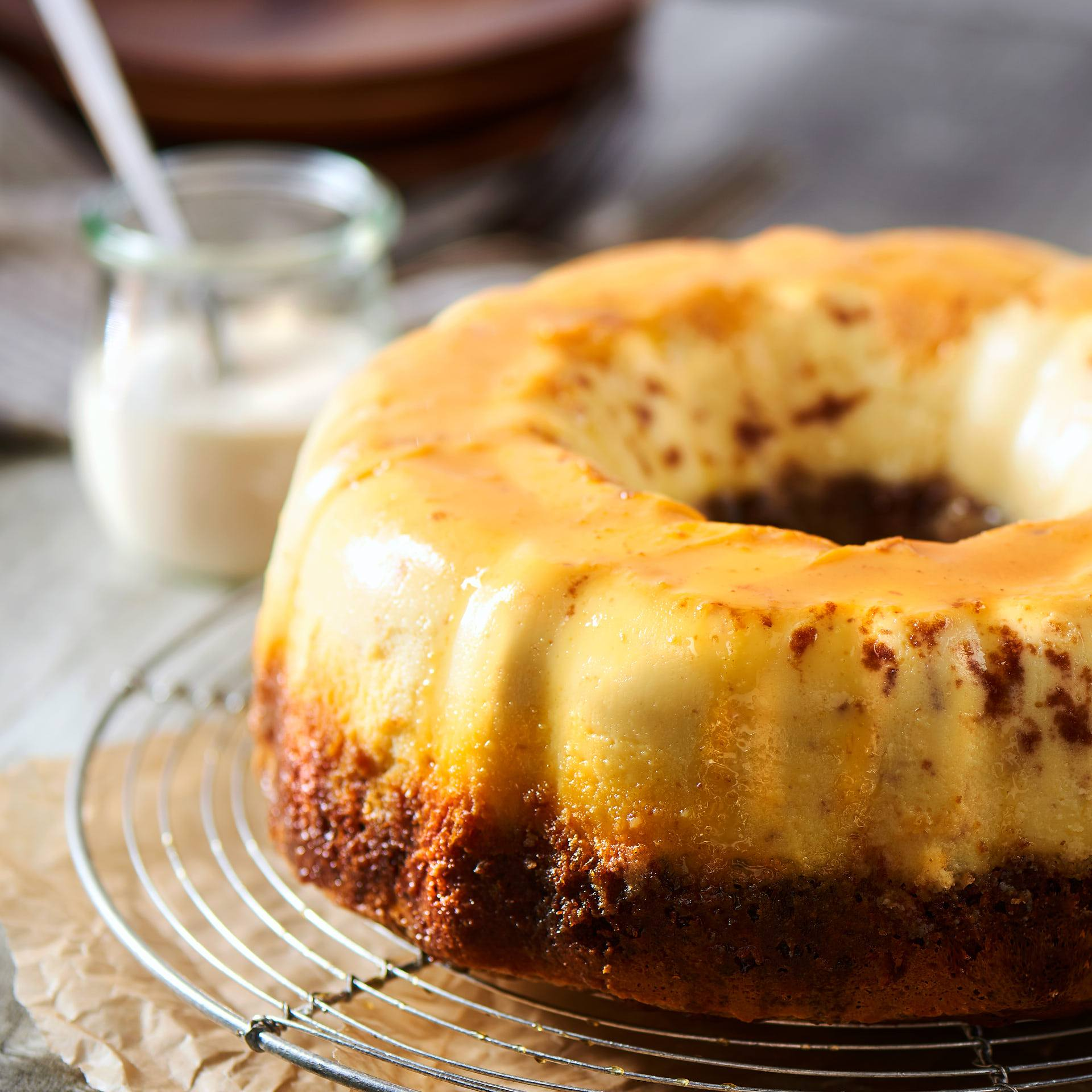 Impossible Cake Recipe Hairy Bikers