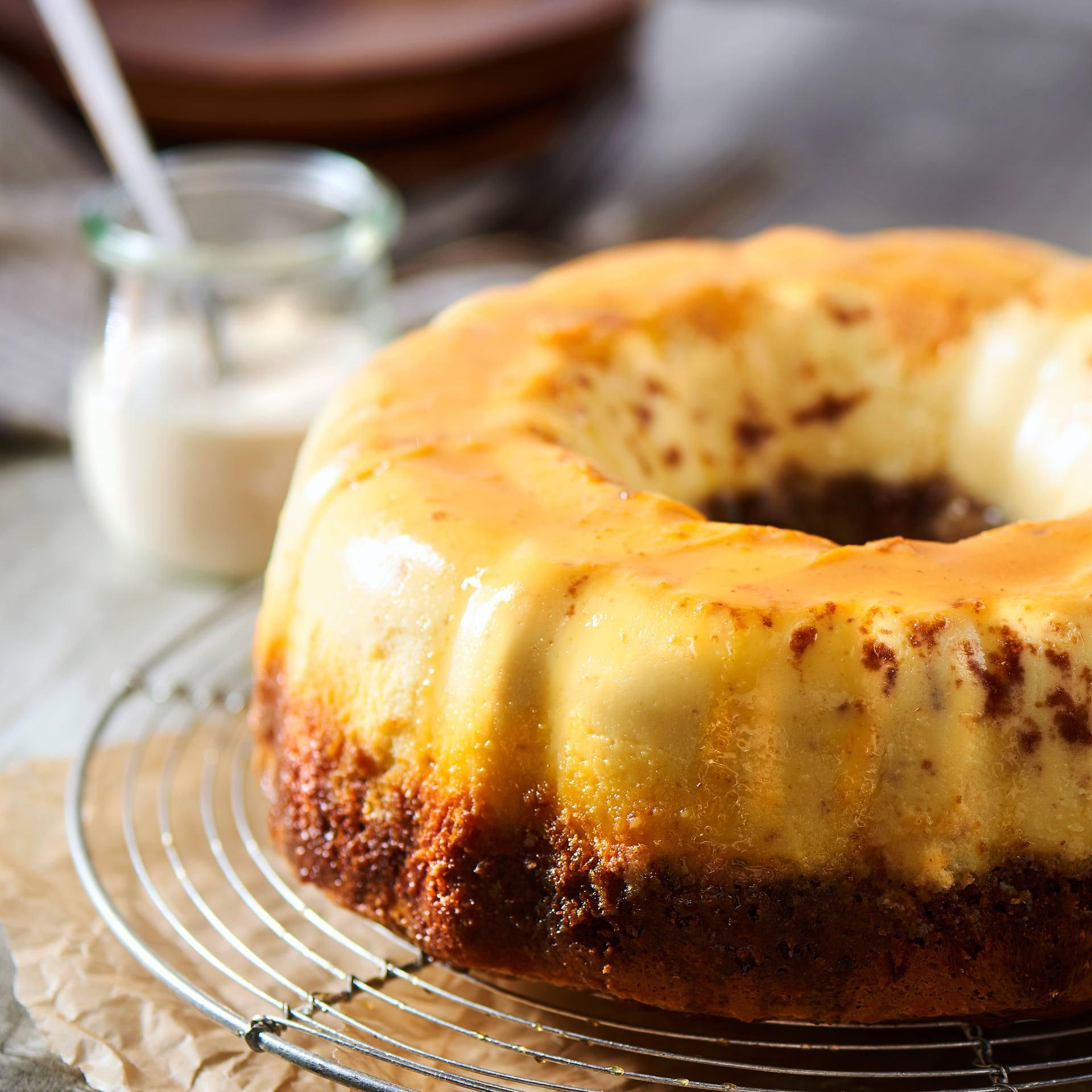 Impossible Cake Recipe