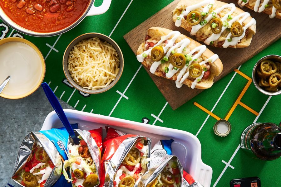 Supremo Bowl Appetizers