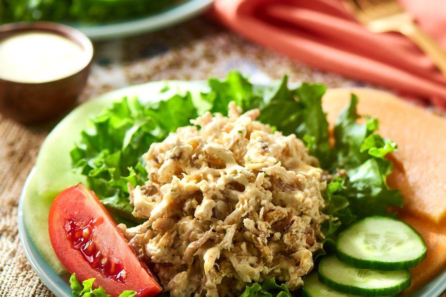 Mumbai Chicken Salad