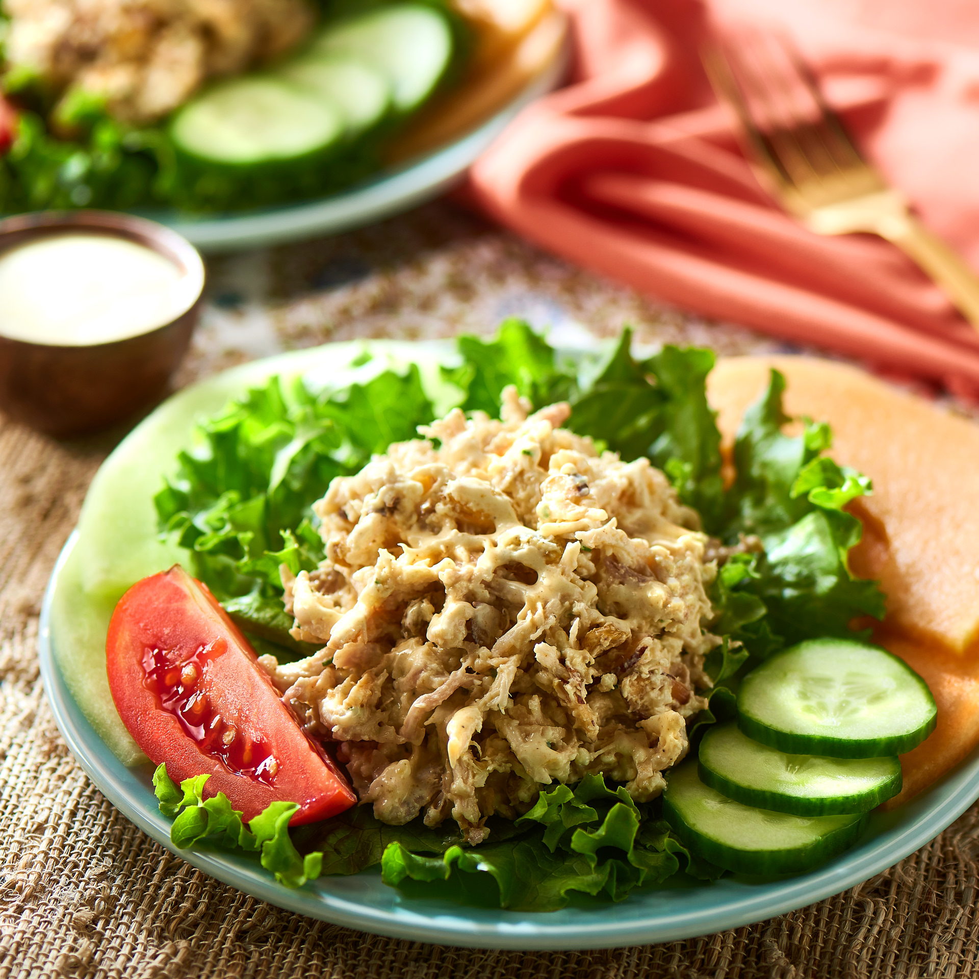 Mumbai Chicken Salad
