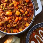 Chorizo Picadillo Stew