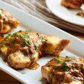 Chorizo Smothered Pork Chops