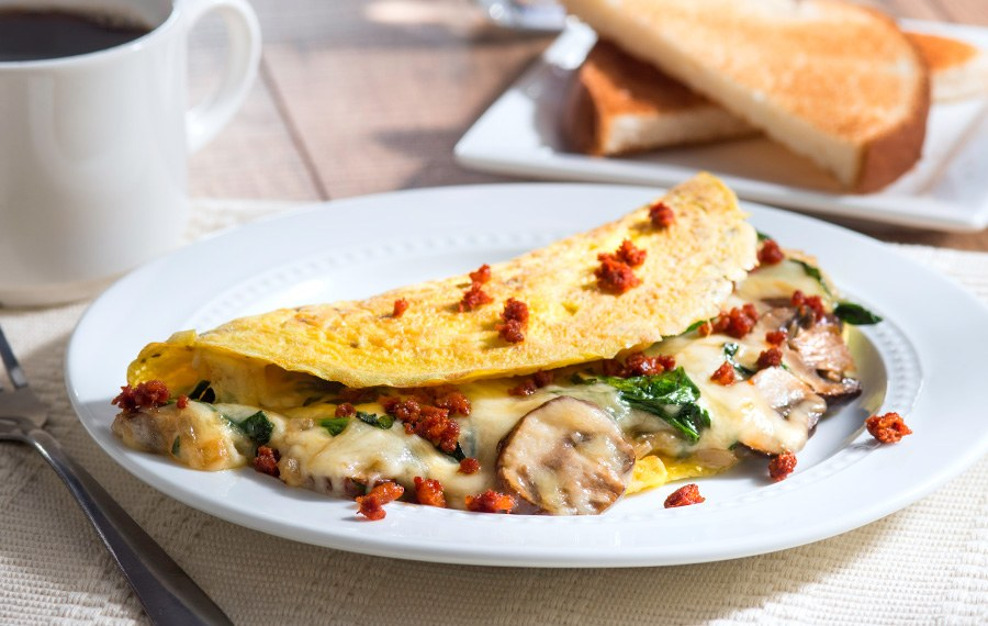 Mother's Day Omelet