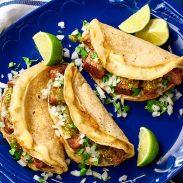 Beef Brisket Tacos