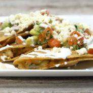 Crunchy Shrimp Tacos