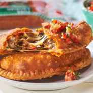 Chorizo and Ground Beef Empanadas