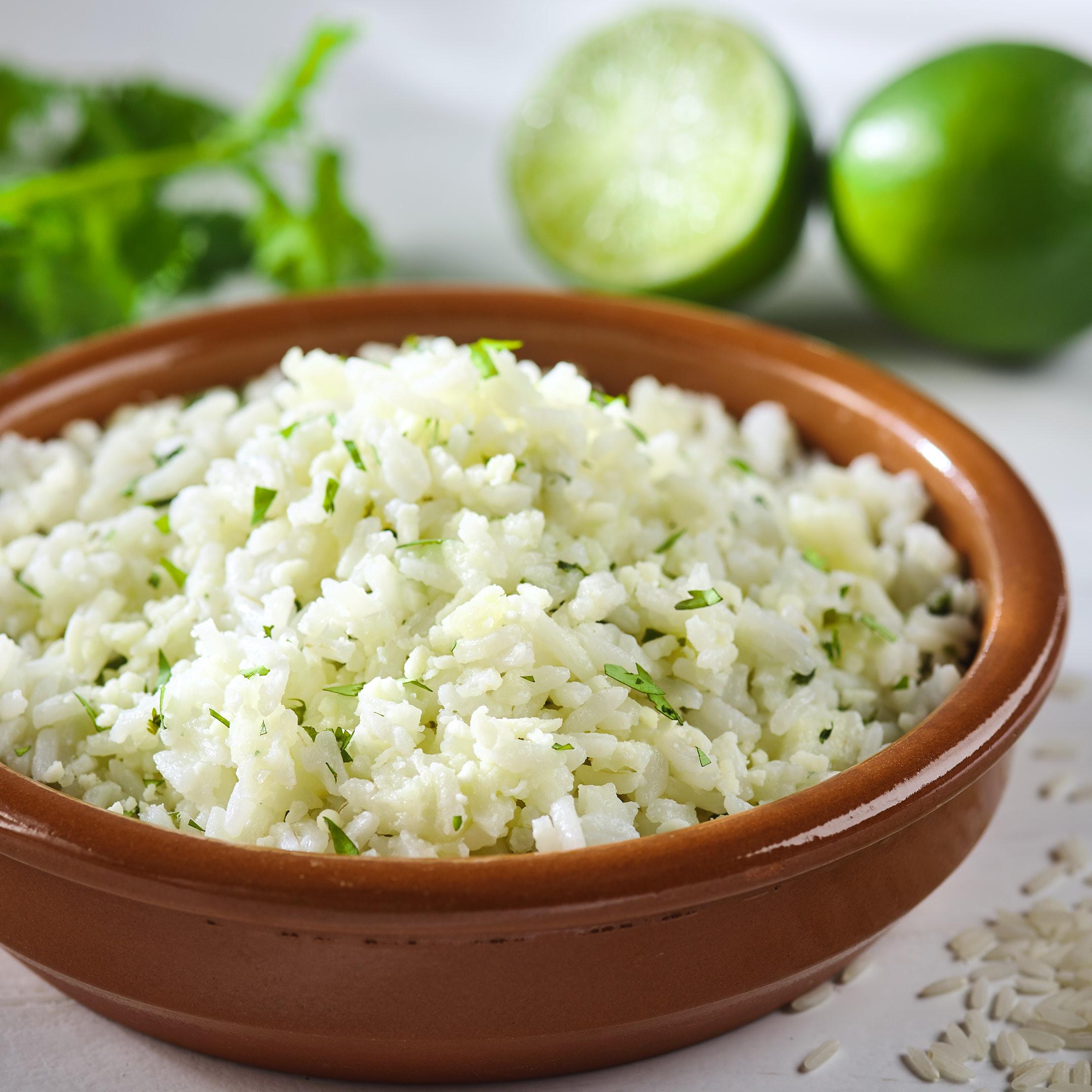 Cotija Cilantro rice