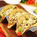 Tacos Vegetarianos