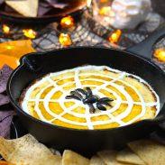 Halloween Cheese Dip