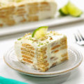 Mexican Lime Icebox Cake
