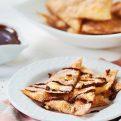Tortillas Fritas con Azúcar y Canela